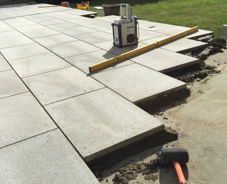 From The Design Phase To Laying The Perfect Patio Or Pathway