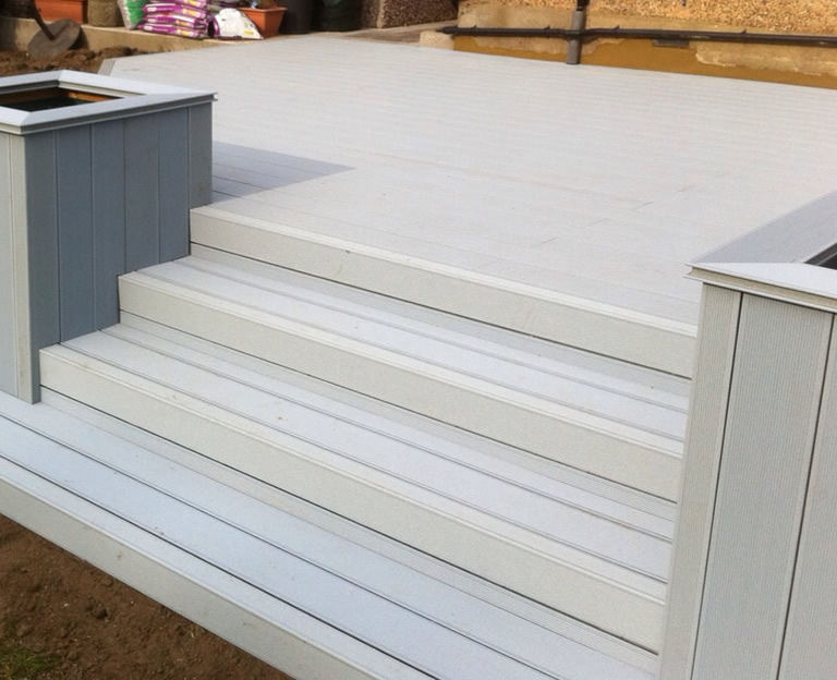 Composite Decking, Leatherhead