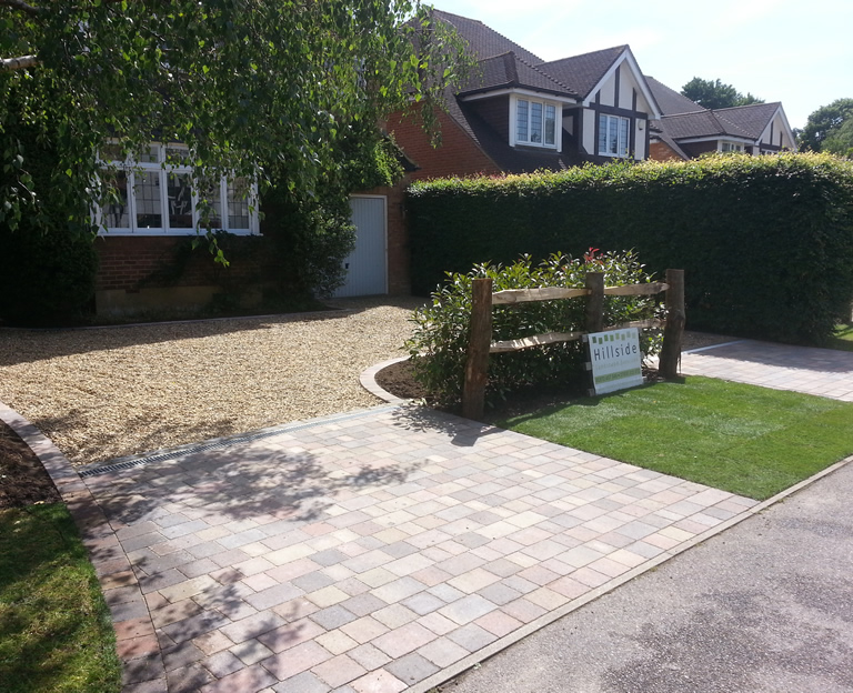 In & Out Driveway, Bookham